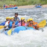 5 Great Reasons to take Teens Whitewater Rafting