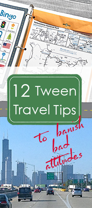 Great ideas! How to save everyone's sanity on your next road trip with your favorite tweens. |Tween Travel Tips from Meander & Coast
